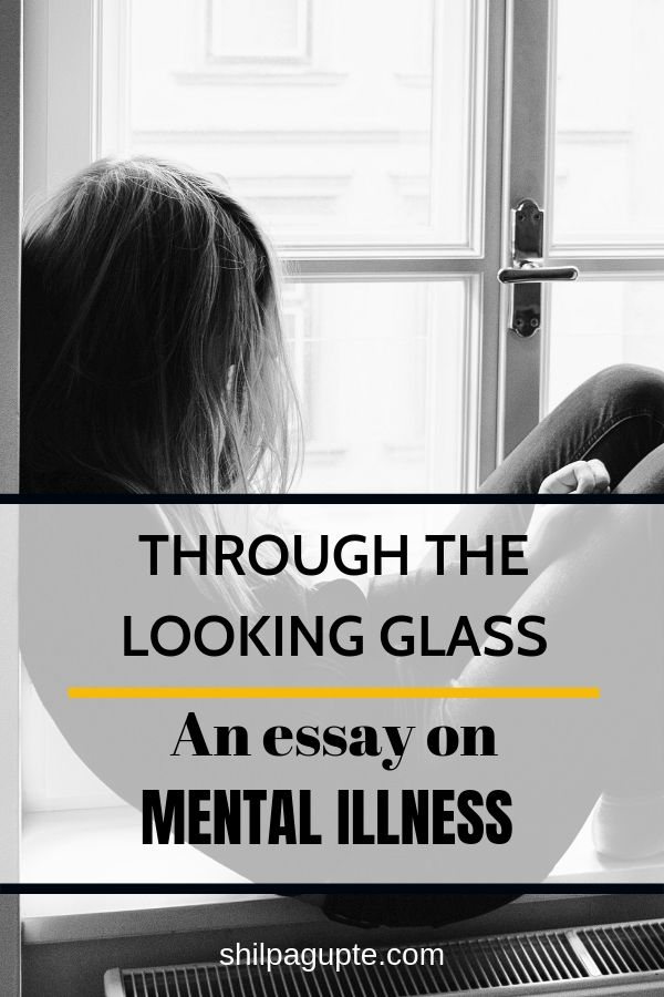 an essay on mental illness
