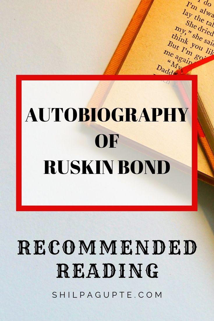 Ruskin Bond's Lone Fox Dancing.