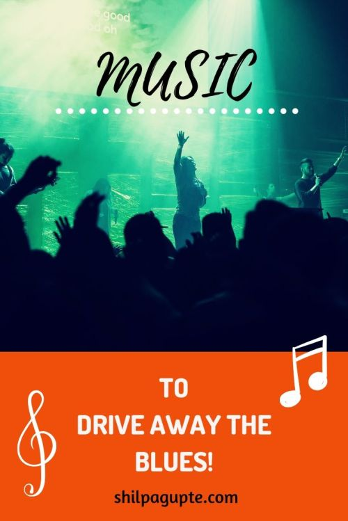 Peppy songs to drive away your blues