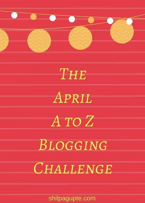 April A to Z
