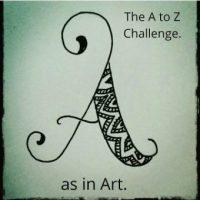 A - Art.  #AtoZ
