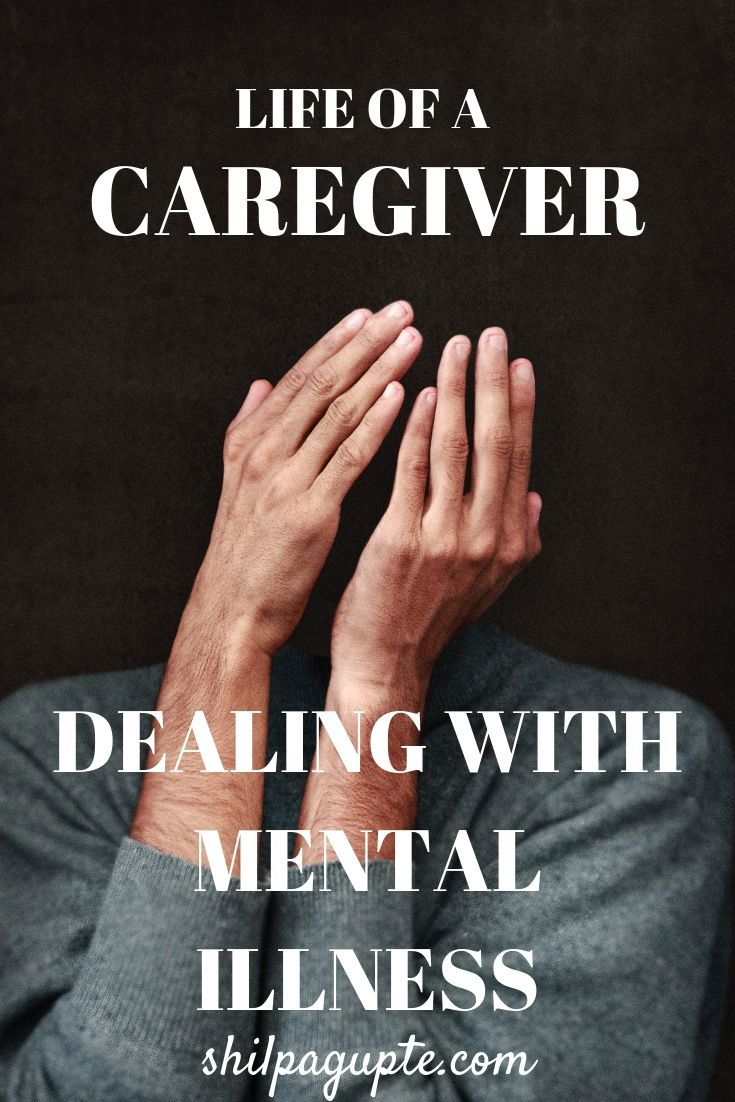 Struggles faced by caregivers of mental illness patients