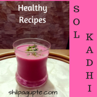 A Konkan speciality.  #FlavoursomeTuesdays