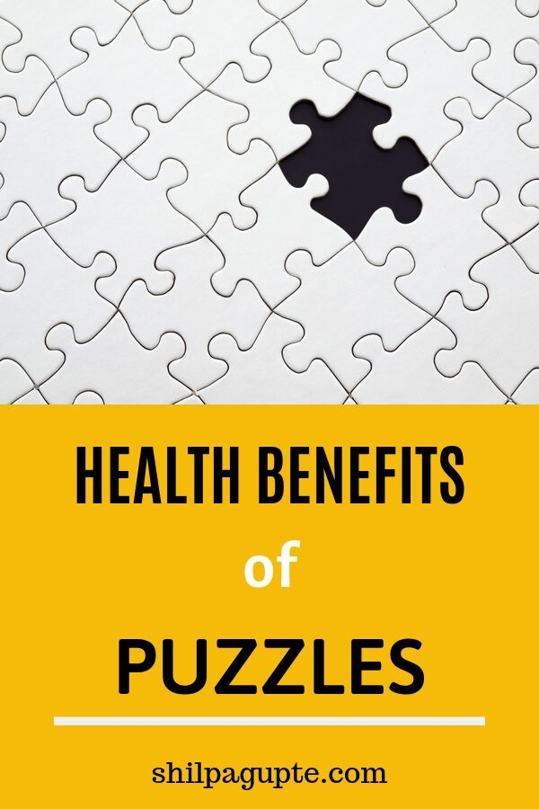HEALTH BENEFITS of PUZZLES (1)