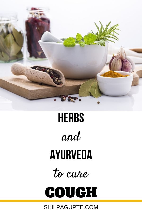 HERBS & AYURVEDA for COUGH
