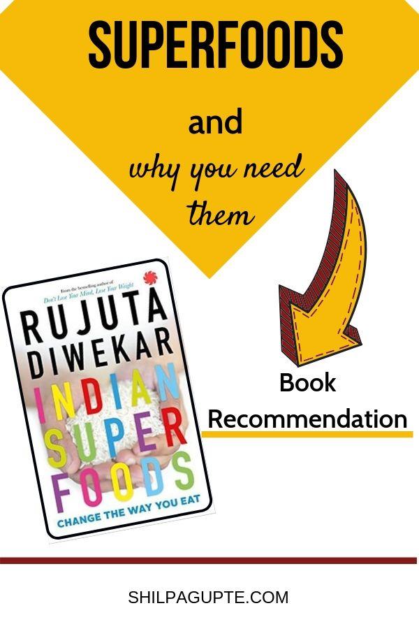 Book On Nutrition By Rujuta Diwekar Metanoia