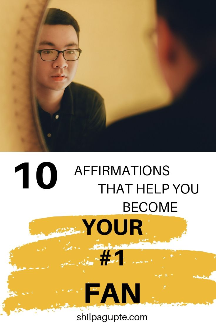 AFFIRMATIONS TO HELP YOU GAIN SELF-RESPECT