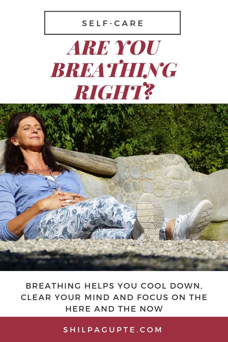 FOR BREATHING RIGHT