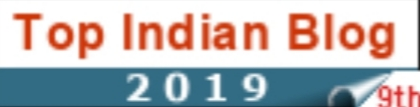 Top Indian Blogs 2019