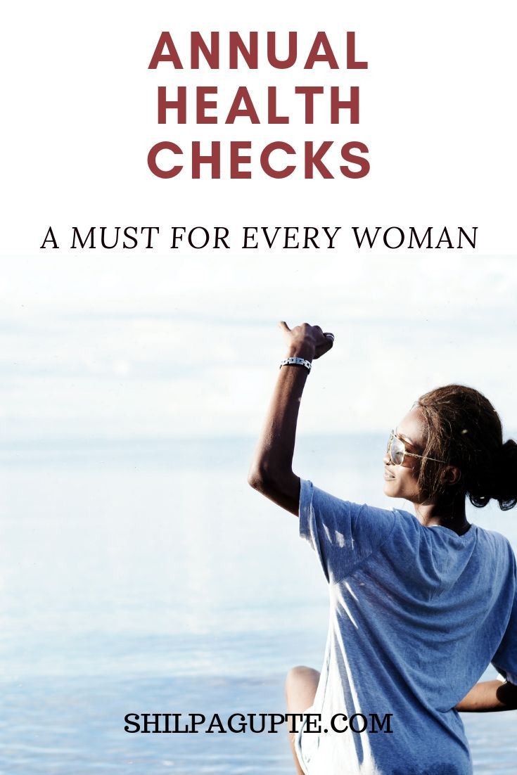 A list of health tests that are a must for every woman.