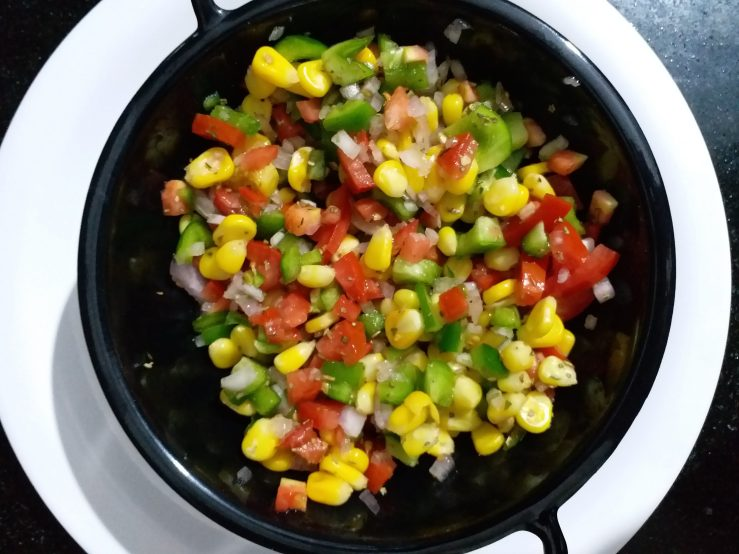 Mexican Sweet Corn Salad