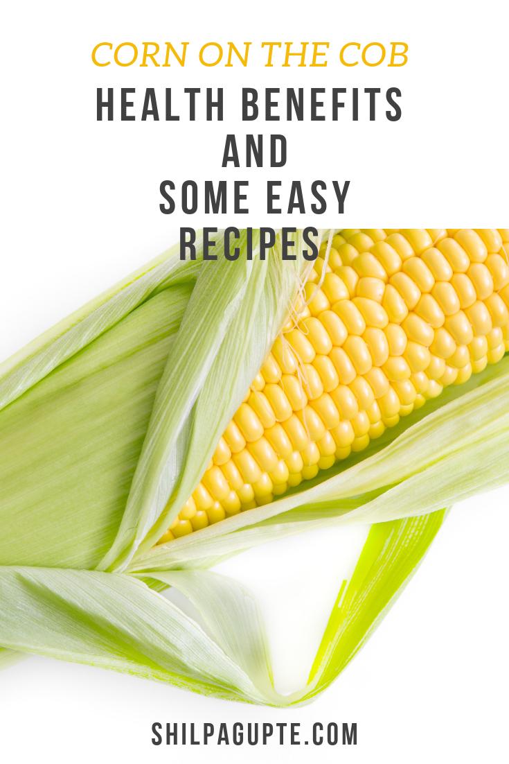 Benefits of Corn on the cob