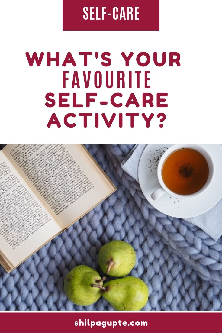 Importance of self-care