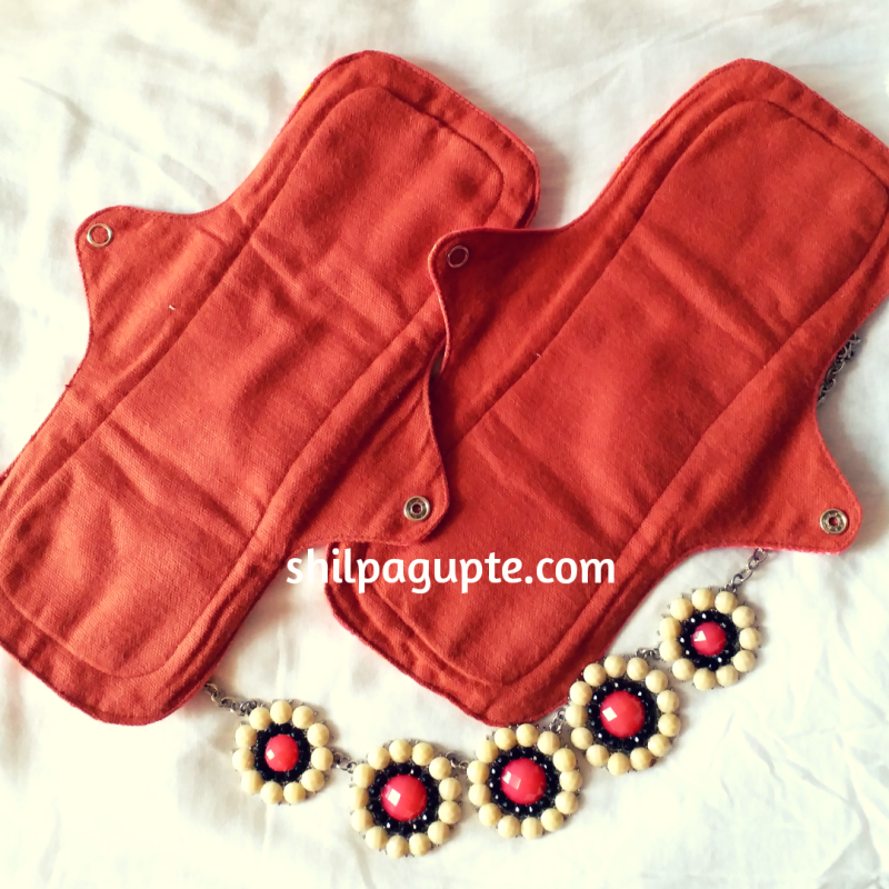 Cloth Pads from Period Hub