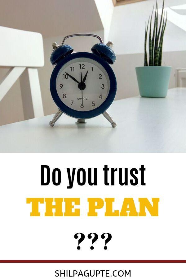 Trust the Plan