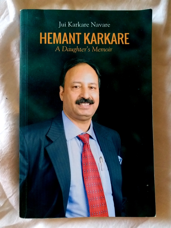 Hemant Karkare - A daughter's memoir