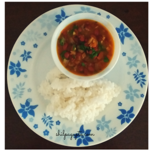 Easy Rajma Recipe